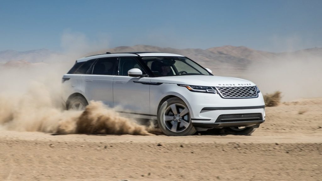 Range Rover Velar: 2019 Motor Trend SUV of the Year finalist