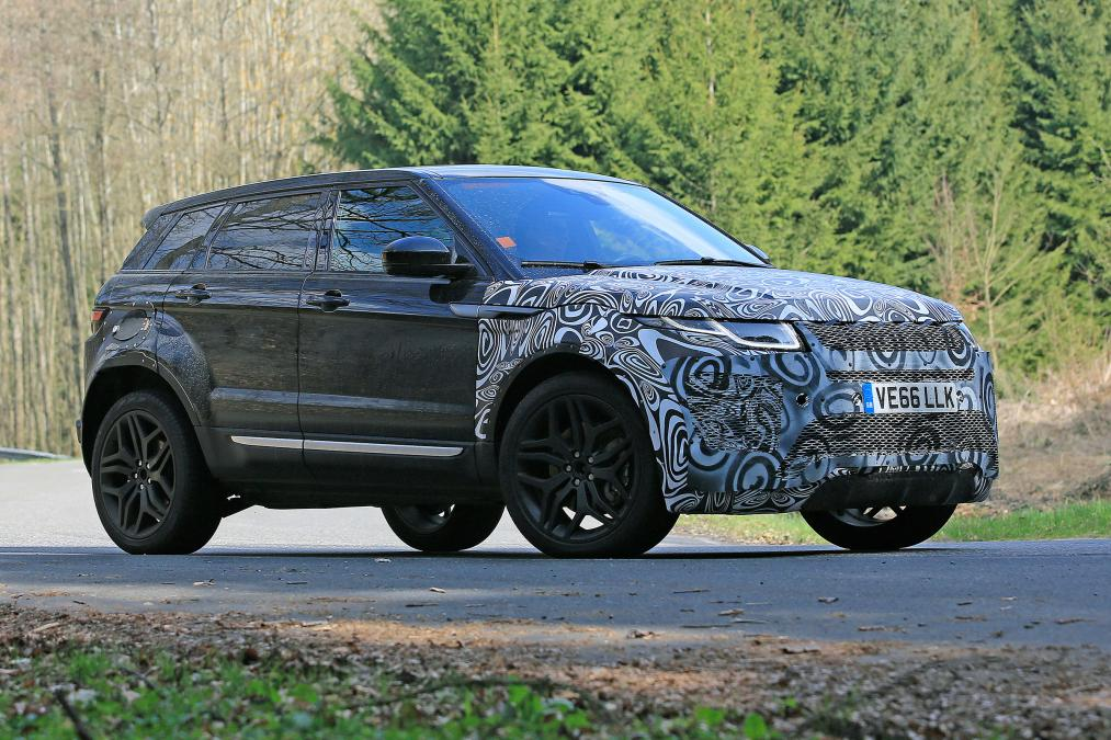 Next Evoque wired up to be another sales smash