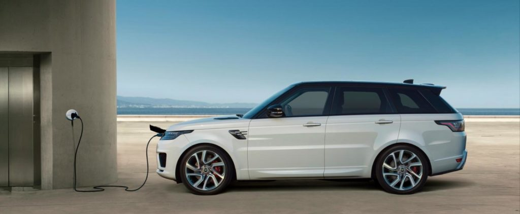 Best hybrid cars on sale in 2018: Range Rover Sport PHEV