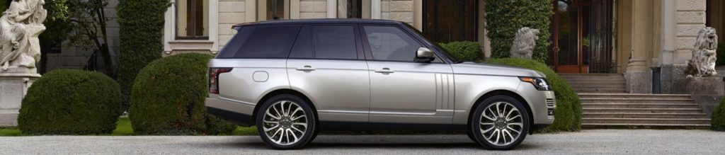 RANGE ROVER MAKES THE BEST SUV IN THE WORLD
