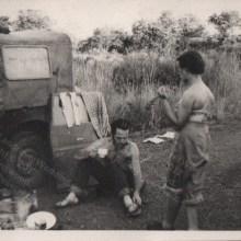 Northern Rhodesia 25th January 1956
