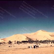 Morocco the Sahara