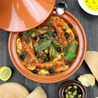 Simple Vegetable Tagine