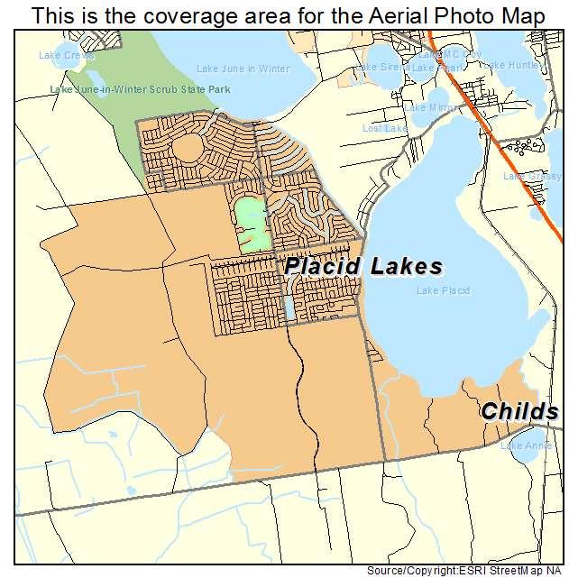 Lake Placid Florida Map.Placid Florida Cities Map Lake