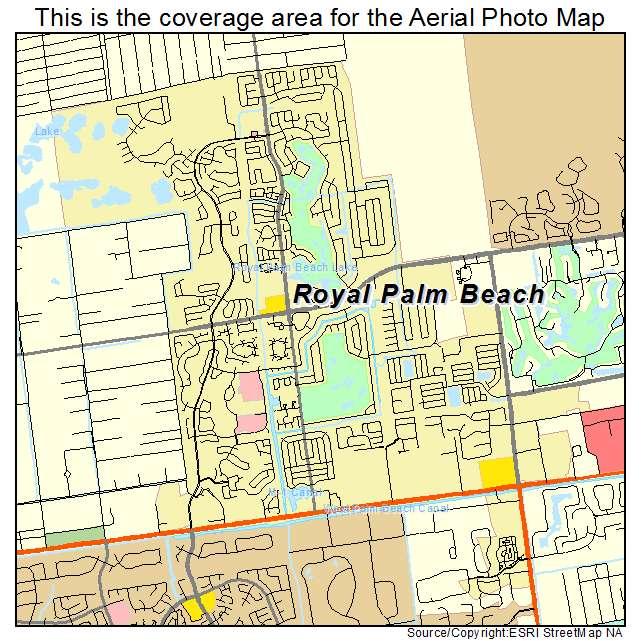 Zip Royal Code Palm Beach Fl Map