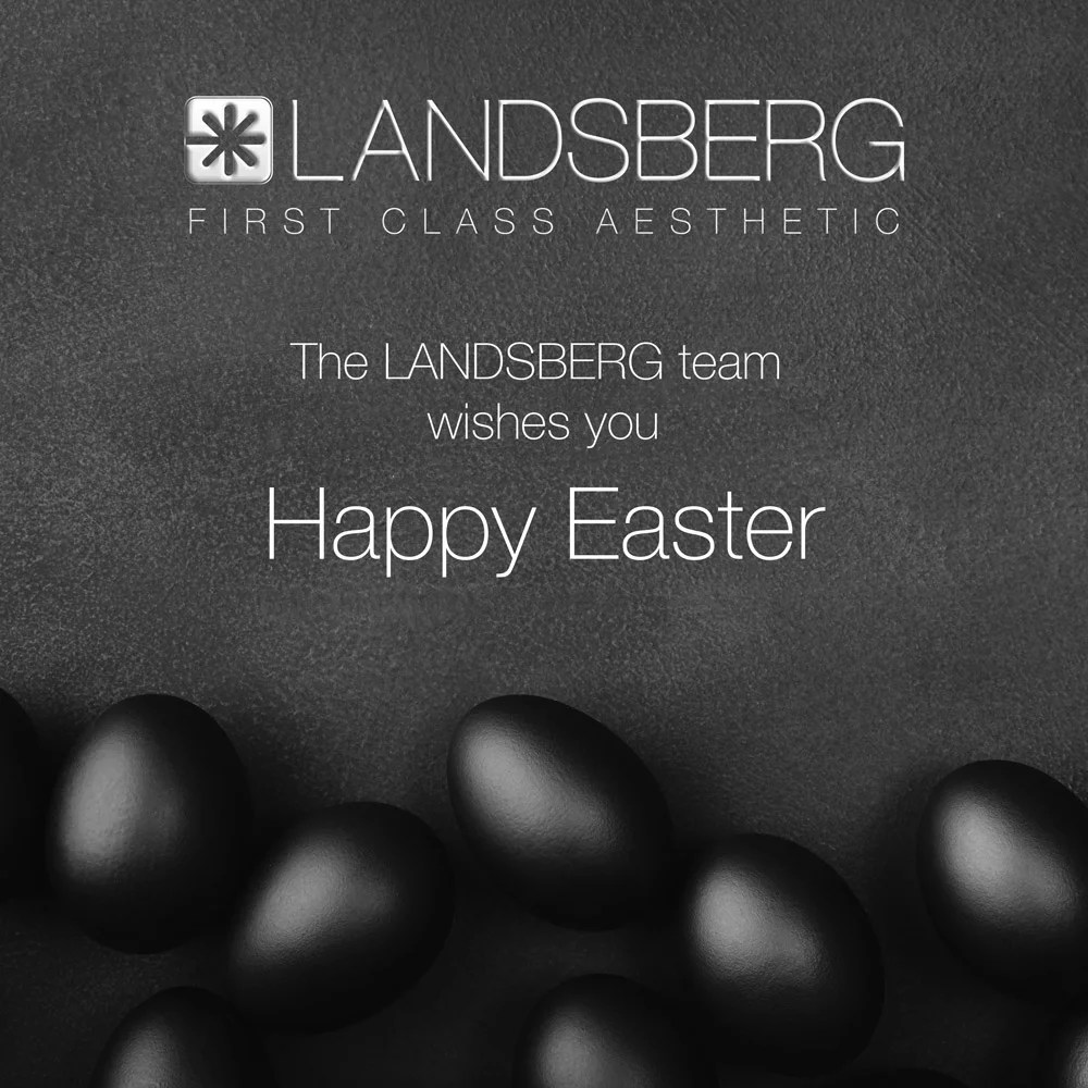 Team Landsberg wishes a happy Easter