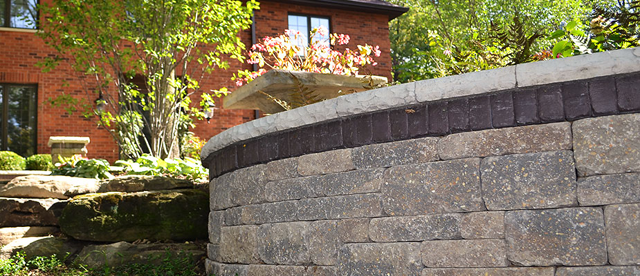 Landscaping Ideas Fire Pits Bench Amp Retaining Walls