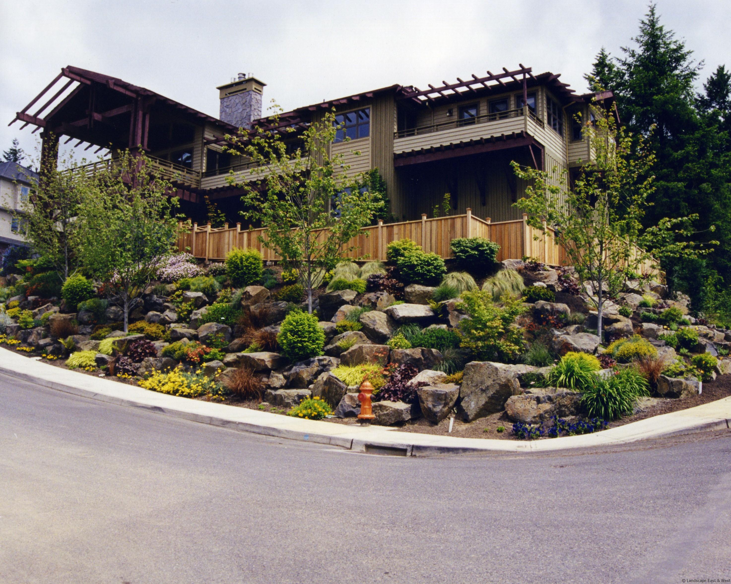 Portland Oregon Landscaping Water Efficient Landscaping