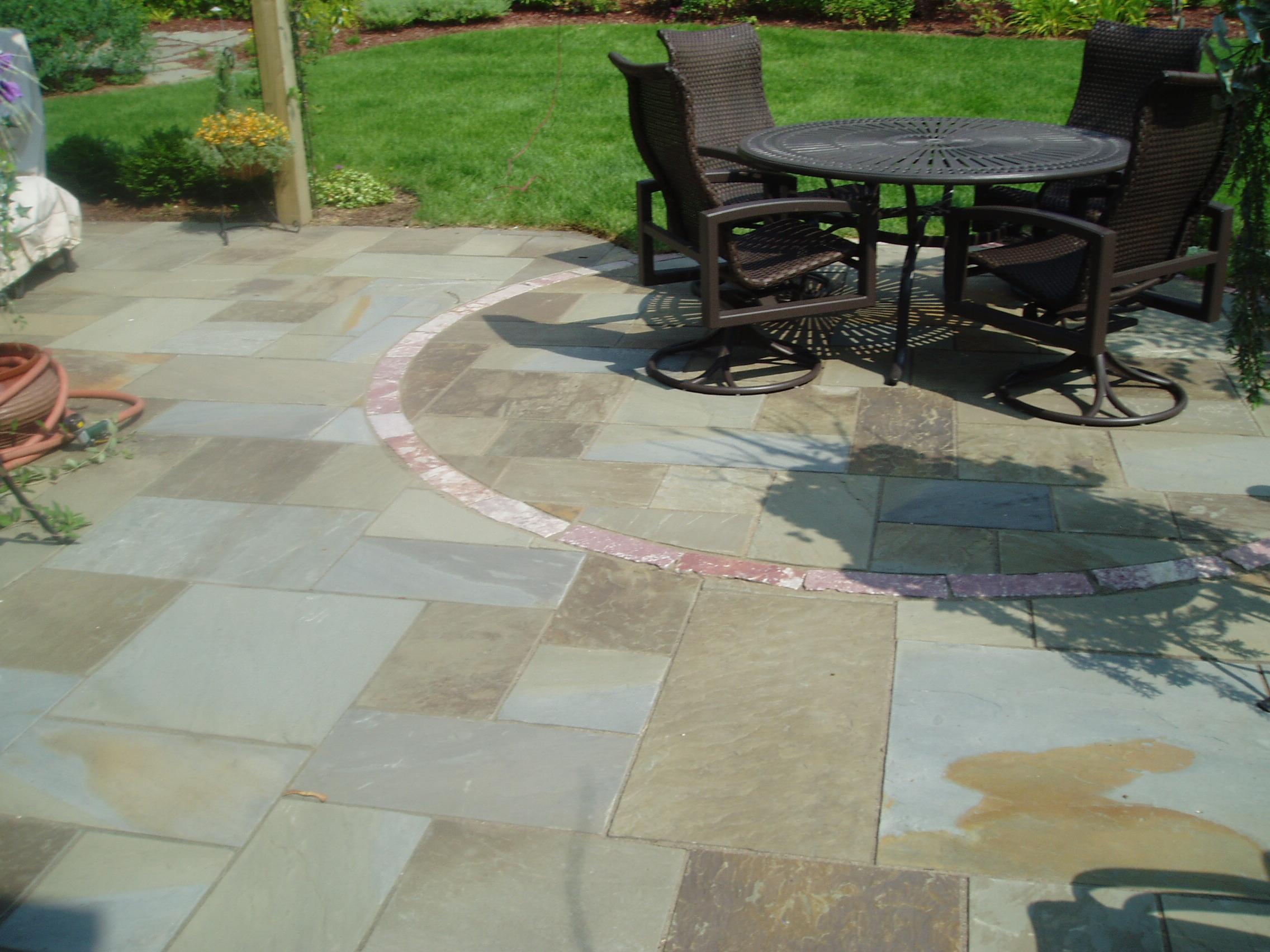 natural stone patios landscape gal