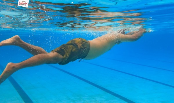 Underwater #4 : Pano Bawah Air