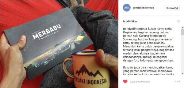 buku merbabu-review