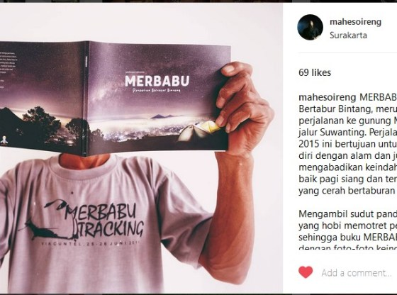 photoook merbabu - review