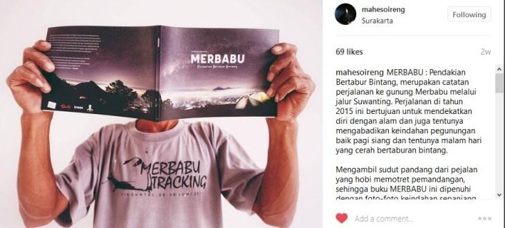 photoook merbabu - review