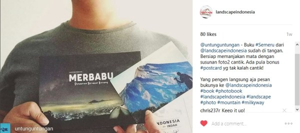 Screenshot 554 - Buku Merbabu Pendakian Bertabur Bintang - Review