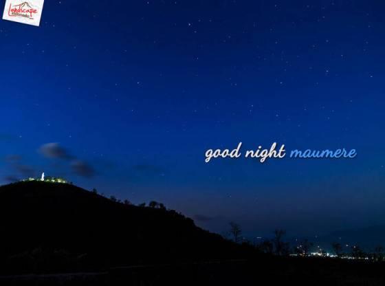 night maumere 1 - Selamat malam Maumere