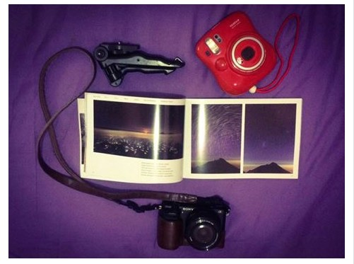 buku merbabu - foto : Mariyana Ricky PD