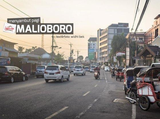 malioboro pagi
