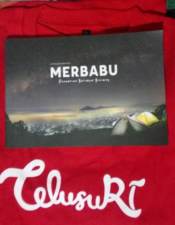 giveaway merbabu