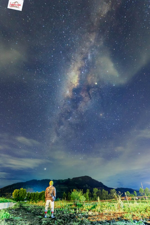 milky way dieng