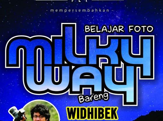 belajar memotret milkyway - Agenda Sharing Memotret Milky Way di Solo