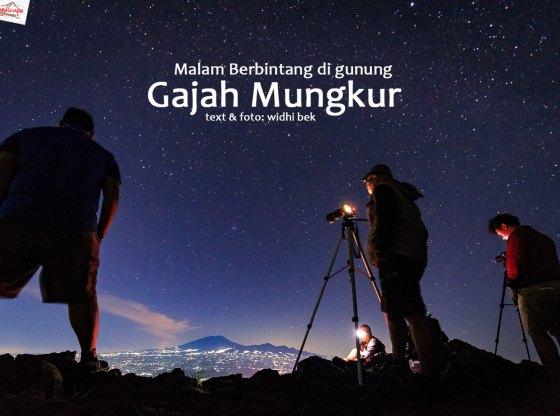 gunung Gajah Mungkur