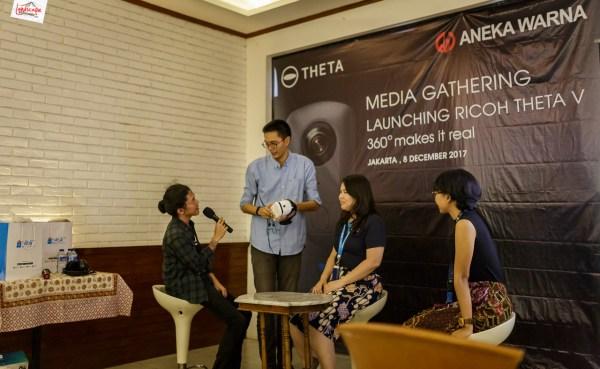 launching theta v di jakarta-