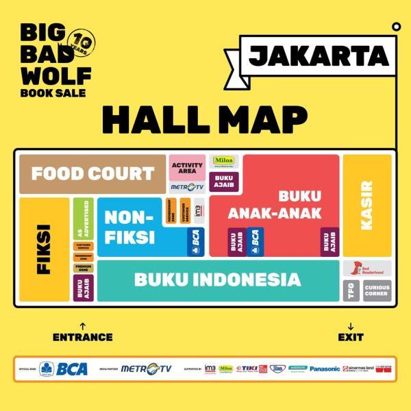 big bad wolf 39 - Berburu Buku di Sarang Serigala