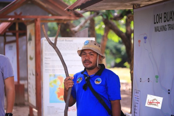 komodo d2 26 - Komodo Day 2 : Bertemu Komodo di Rinca