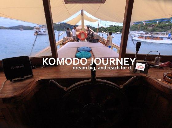 komodo jurney 0 - Komodo Journey - Beginning