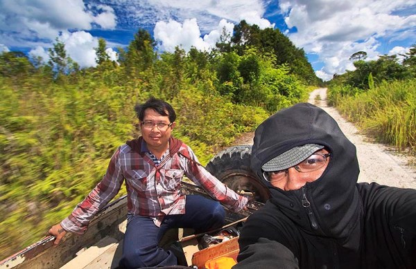 sentarum, dengan kamera berkeliling Indonesia