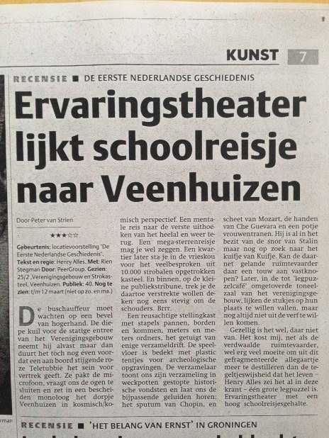 De Eerste Nederlandse Geschiedenis, 2006