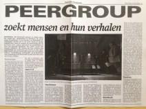 PeerGrouP, Donderen