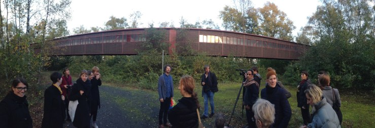 Pact Zollverein conferentie 'Don't follow the wind'.