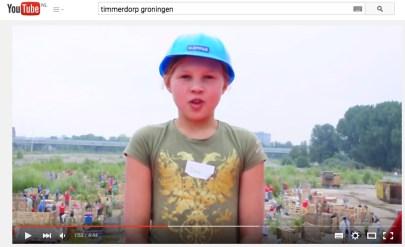 10-15 augustus 2015: Tiny Artist-In-Residence staat week lang bij Timmerdorp Groningen. Als onderdak voor HJA die een week lang meehelpt. Het zonnepaneel doet het uitstekend en de nonolet zit heerlijk. Wel veel vliegjes 'snachts.