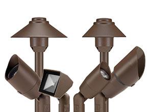 v series landscape lighting product