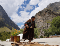 Mana: the last Indian village, by Anurag Dhyani for GLF 2015 photo competition