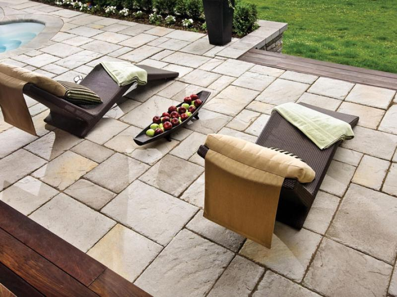 how to install patio stones legends