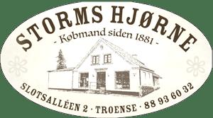 Storms Hjørne - Købmanden i Troense - Slotsalléen 2