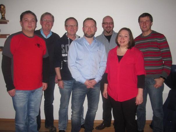 Vorstand 2015