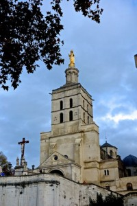 Notre Dom des Dom, or palace church
