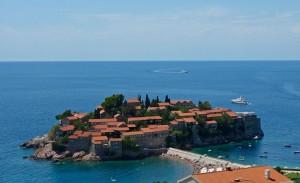 Sveti Stefan private island