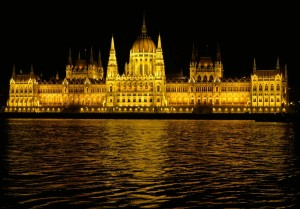 Budapest Parliment Building