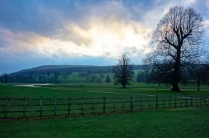 Chatsworth House acreage