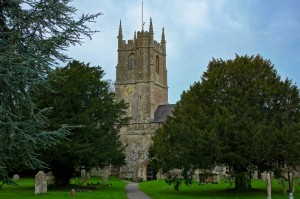 Avebury St. James Cathedral began in the 700s