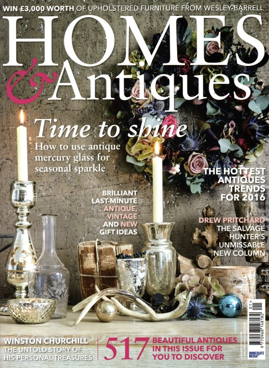 Homes Amp Antiques January 2016 L Amp V Art And Design