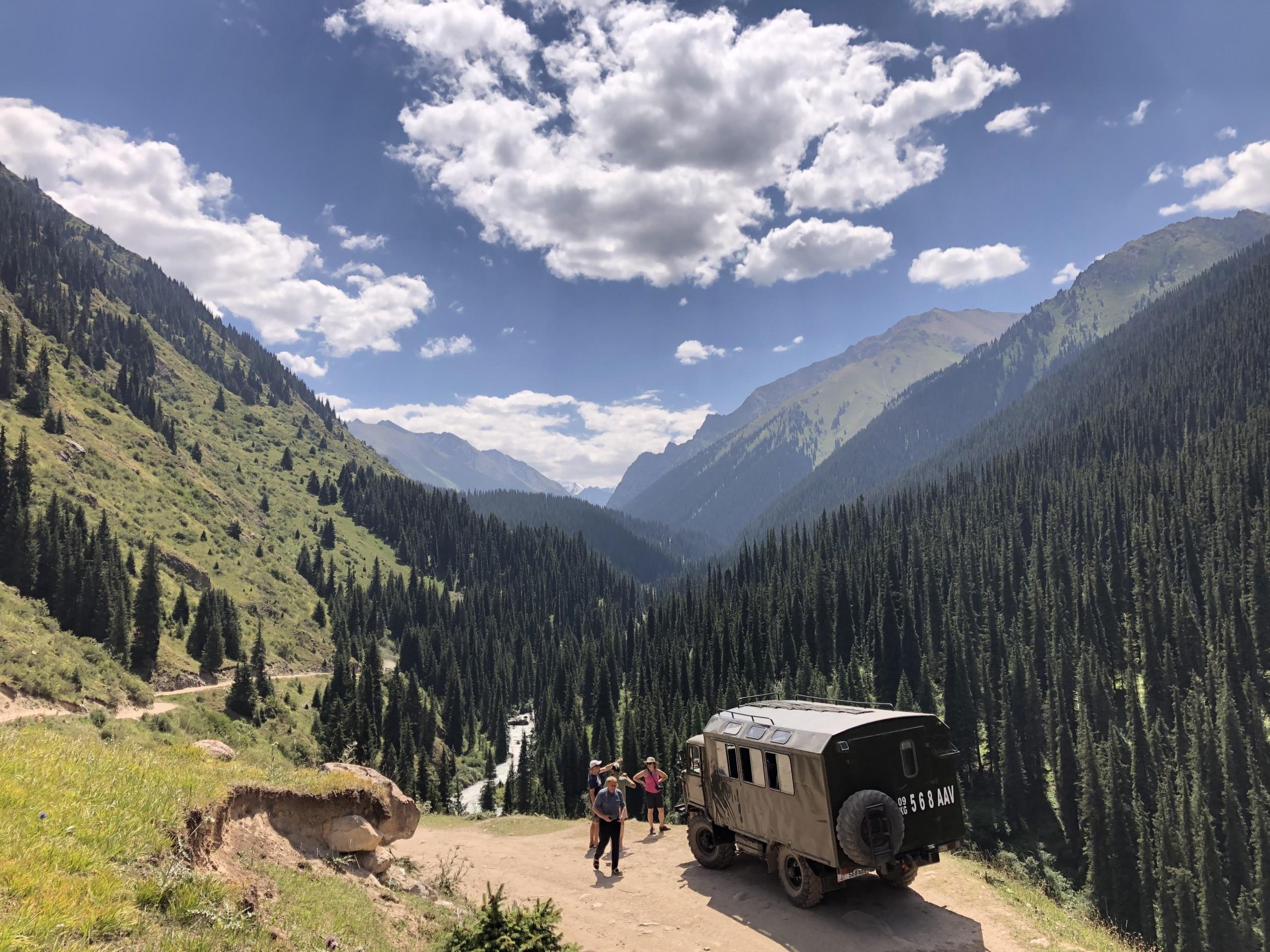 Quirguistão eleito o melhor destino emergente