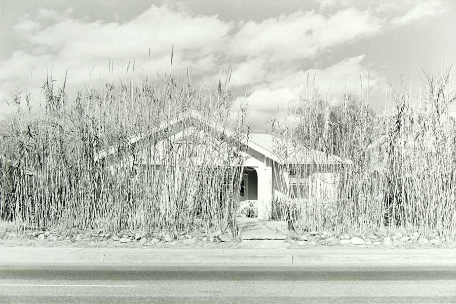 Henry Wessel, Tucson, Arizona, 1974.