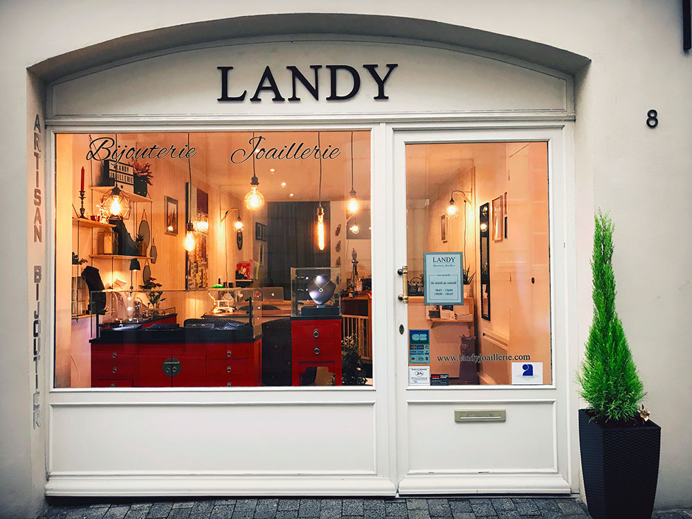 Atelier boutique Pauline Landy