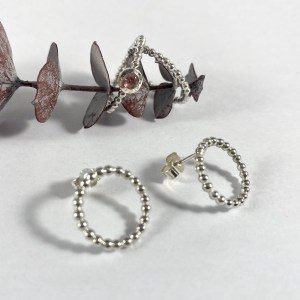 fil perlé argent création unique landy la rochelle