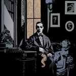 HP Lovecraft par Mignola